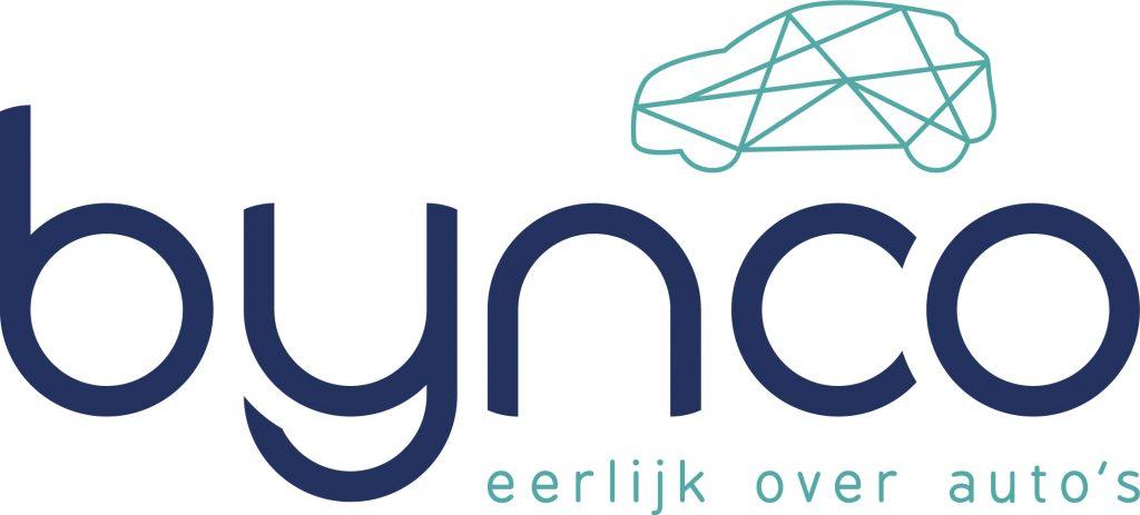 Logo van GoCredible samenwerkingspartner Bynco online autohandel.